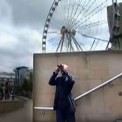 he One Show – Peregrines